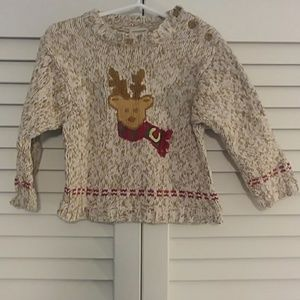 Covington Reindeer Sweater for Baby, Toddler